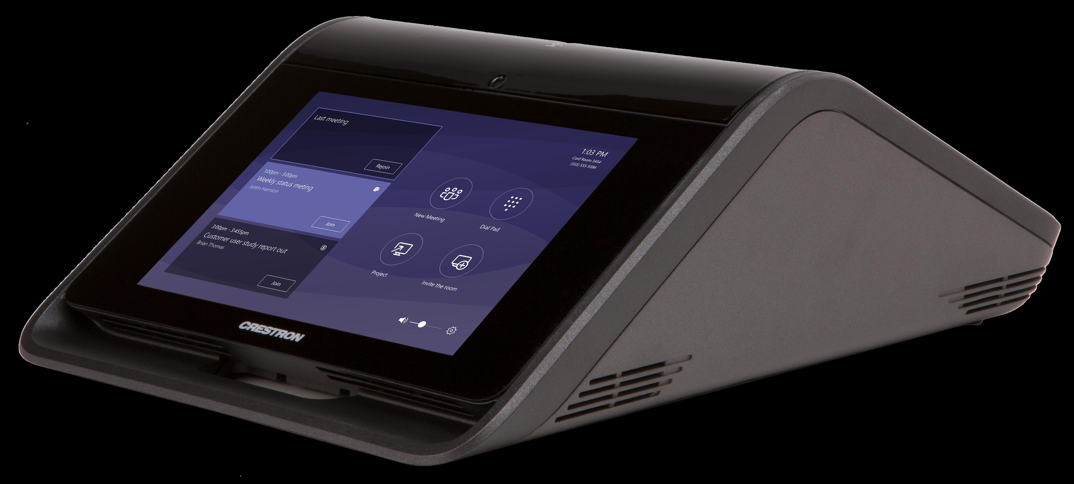 Crestron Flex P100 T Voip Phone Microsoft Teams Nytechco